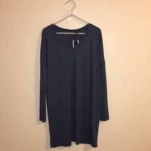 T-shirt Dress Long Sleeve